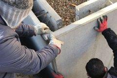 Constructeur de piscine beton en Haute Savoie