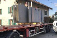 Construction de piscine beton en Haute Savoie